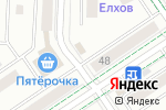 Схема проезда до компании Спутник в Альметьевске