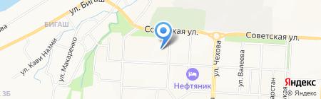 ЭлТехКомплект на карте Альметьевска