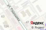 Схема проезда до компании ЗИРАЭЛЬ в Альметьевске