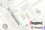 Схема проезда до компании Альфинанс в Альметьевске