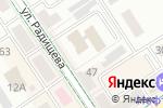 Схема проезда до компании Алтынбанк в Альметьевске