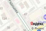 Схема проезда до компании Трезвый Альметьевск в Альметьевске
