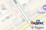 Схема проезда до компании Picselsot в Альметьевске