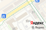 Схема проезда до компании Сеть платежных терминалов, АБ Девон-кредит, ПАО в Альметьевске