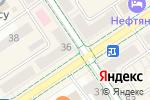 Схема проезда до компании БашмачОК в Альметьевске
