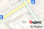 Схема проезда до компании Банкомат, Росбанк, ПАО в Альметьевске