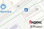 Схема проезда до компании Смак в Альметьевске