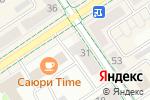 Схема проезда до компании Альметьевское районное общество инвалидов в Альметьевске