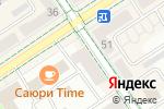 Схема проезда до компании Ортекс Мед в Альметьевске
