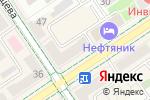 Схема проезда до компании ГИМЕНЕЙ в Альметьевске