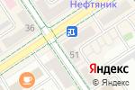 Схема проезда до компании Везде ход в Альметьевске