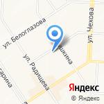 Спецавтоматика-МП на карте Альметьевска