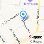 Дом на карте Альметьевска