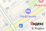 Схема проезда до компании Полина в Альметьевске
