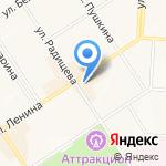Gala на карте Альметьевска