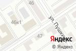 Схема проезда до компании Renzacci в Альметьевске