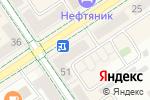 Схема проезда до компании Gala в Альметьевске