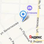 Инфокиоск на карте Альметьевска