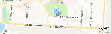 Девон-Лизинг на карте Альметьевска