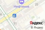 Схема проезда до компании Blueberry в Альметьевске