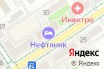 Схема проезда до компании Добрые руки в Альметьевске