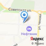 Big gold sushi на карте Альметьевска