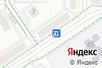 Схема проезда до компании КАРЕ в Альметьевске