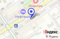 Схема проезда до компании МАГАЗИН КОСМЕТИКИ БУМ в Альметьевске