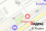 Схема проезда до компании ЭРА в Альметьевске