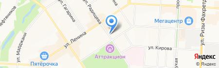 Новая стоматология на карте Альметьевска