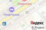 Схема проезда до компании Lores в Альметьевске