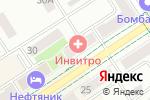 Схема проезда до компании Карьера в Альметьевске