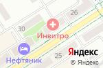 Схема проезда до компании Оле в Альметьевске
