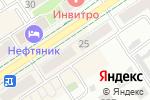 Схема проезда до компании Энли в Альметьевске