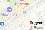 Схема проезда до компании Актуаль в Альметьевске