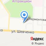 КапиталГрупп на карте Альметьевска