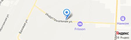 Токарная фирма на карте Альметьевска