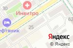 Схема проезда до компании Магазин бытовой химии в Альметьевске