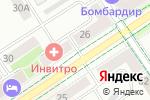 Схема проезда до компании Тофа в Альметьевске