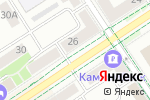 Схема проезда до компании Melon в Альметьевске
