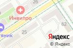 Схема проезда до компании Филипок в Альметьевске