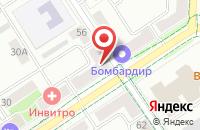 Схема проезда до компании Трофисофт в Альметьевске