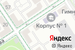 Схема проезда до компании Эстетик Сити в Альметьевске