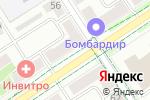 Схема проезда до компании Цена красна в Альметьевске