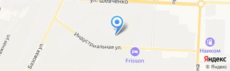 ЕгДан на карте Альметьевска