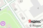 Схема проезда до компании Империя в Альметьевске