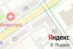 Схема проезда до компании Билайн в Альметьевске