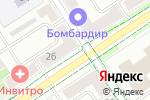 Схема проезда до компании Связной в Альметьевске