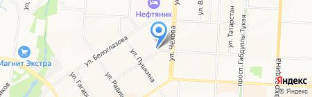 СантехГрад на карте Альметьевска