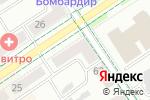 Схема проезда до компании Камский коммерческий банк в Альметьевске